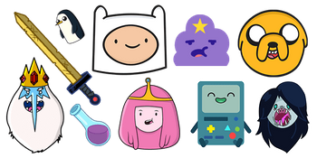 Adventure Time Cursor