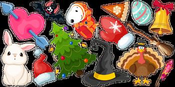 Holidays Cursor
