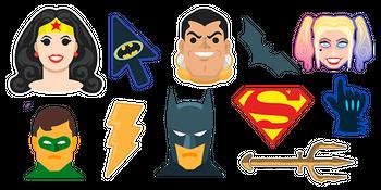 DC Comics Cursor