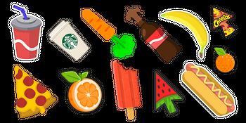 Food & Drinks Cursor
