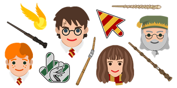 Harry Potter Cursor