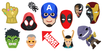 Marvel Comics Cursor