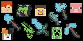 Minecraft Cursor