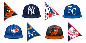 MLB Teams Cursor