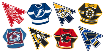 NHL Teams Cursor