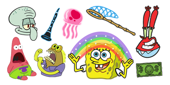 SpongeBob Cursor