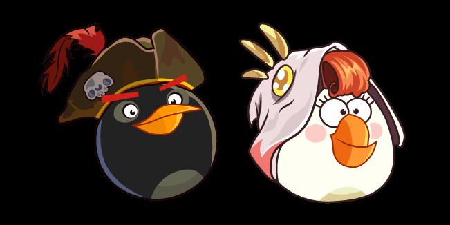 Angry Birds Epic Bomb and Matilda Cursor