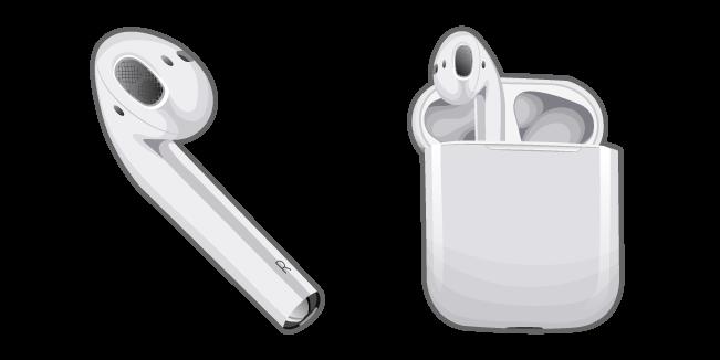 Apple AirPods Cursor