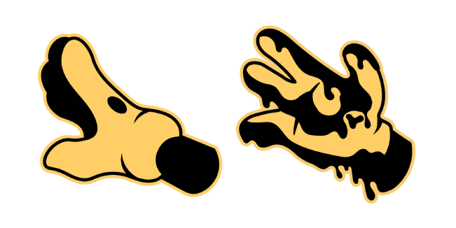 Bendy and the Ink Machine Hand