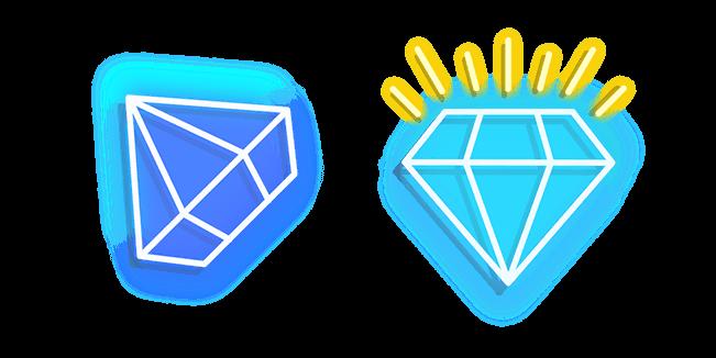 Blue Diamond Neon