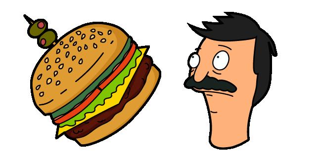 Bob's Burgers Bob and Burger
