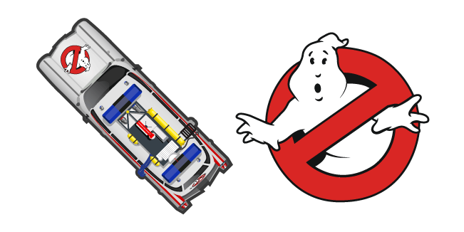 Cadillac Miller-Meteor 1959 Ecto-1 Ghostbusters