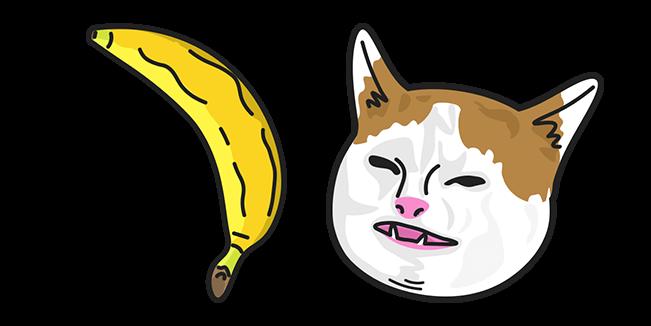 Cat No Banana Cursor