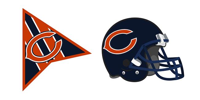 Chicago Bears Cursor