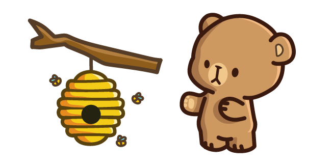 Milk & Mocha Mocha Bear and Beehive