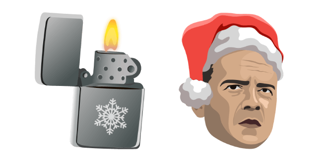 Die Hard Christmas McClane and Lighter