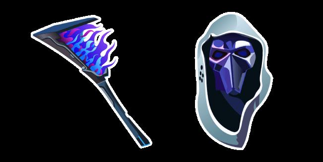Fortnite Fusion Skin Scythe Pickaxe