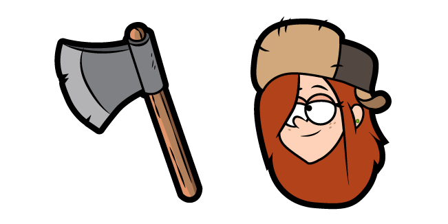 Gravity Falls Wendy