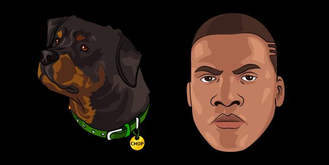 GTA 5 Franklin and Chop