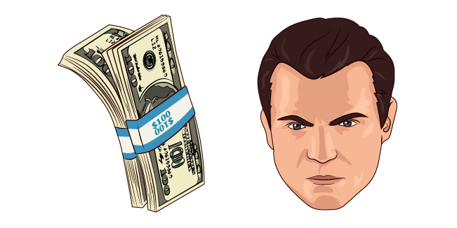 GTA 5 Michael and Money Cursor