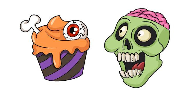 Halloween Zombie Treats