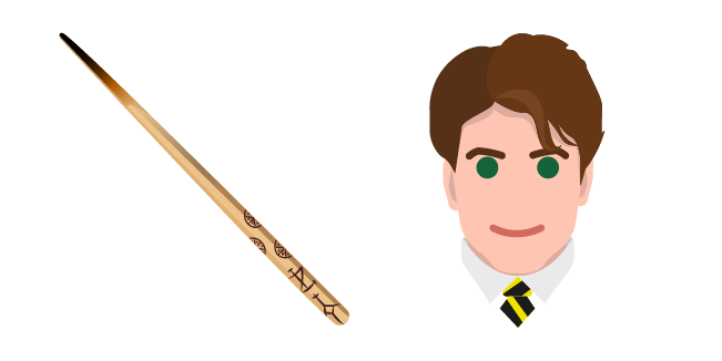 Harry Potter Cedric Diggory Wand