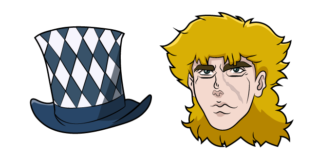 JoJo's Bizarre Adventure Robert E. O. Speedwagon