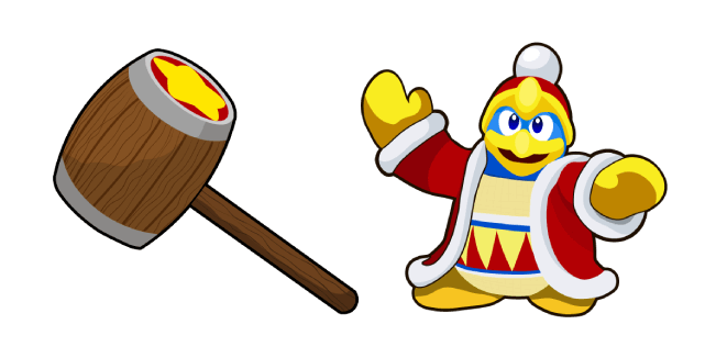 Kirby King Dedede