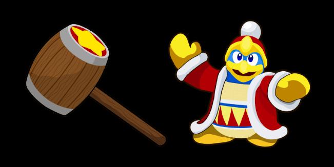 Kirby King Dedede Cursor