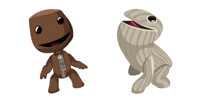LittleBigPlanet Sackboy and Oddsock