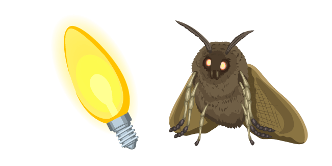 Moth Lamp Meme