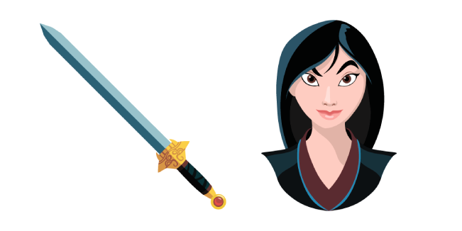 Mulan Sword of the Ancestor