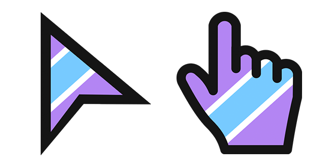 Custom Cursor Logo