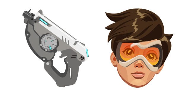 Overwatch 2 Tracer Pulse Pistol