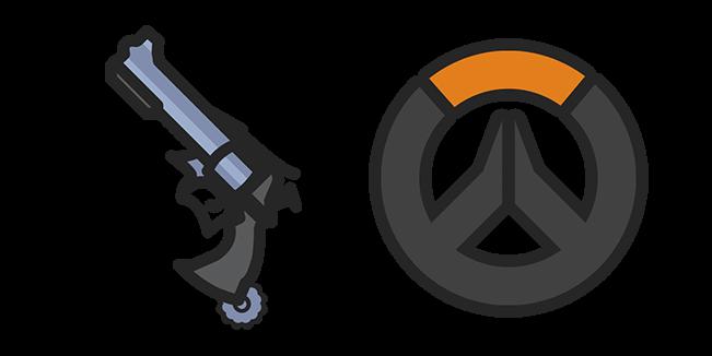 Overwatch McCree's Peacekeeper Revolver