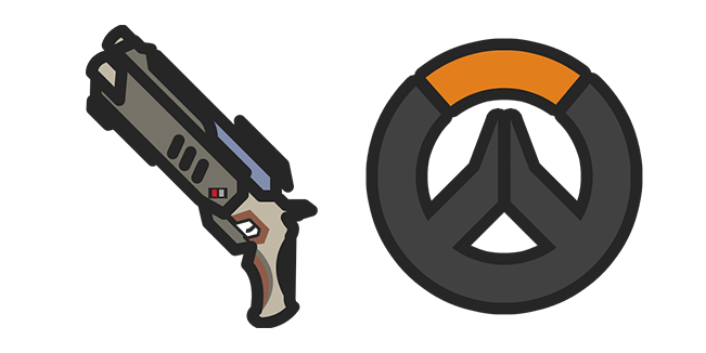 Overwatch Reaper's Hellfire Shotgun