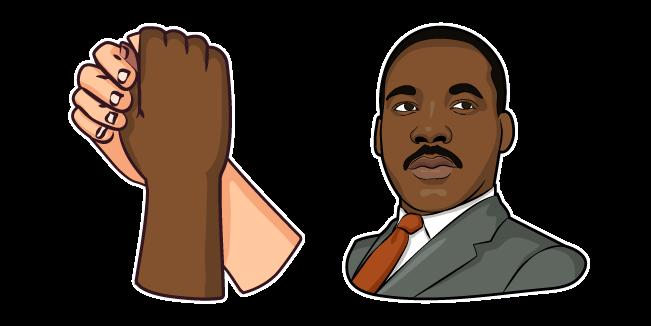 Martin Luther King Jr. Cursor