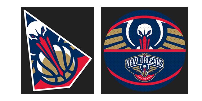 New Orleans Pelicans Cursor