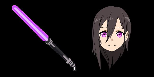 Sword Art Online Kirito Kagemitsu G4 Photon Sword