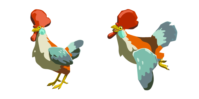 The Legend of Zelda Cucco