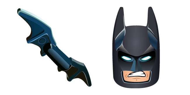 The LEGO Batman Movie Cursor