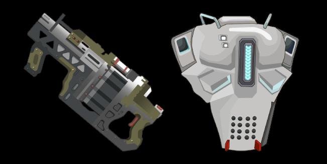 Titanfall 2 Ronin Leadwall Shotgun
