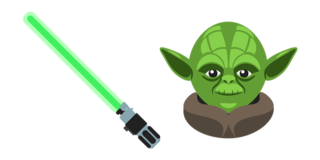 Star Wars Yoda Lightsaber