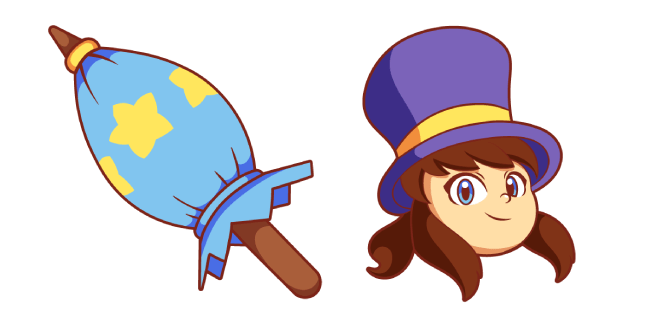A Hat in Time Hat Kid
