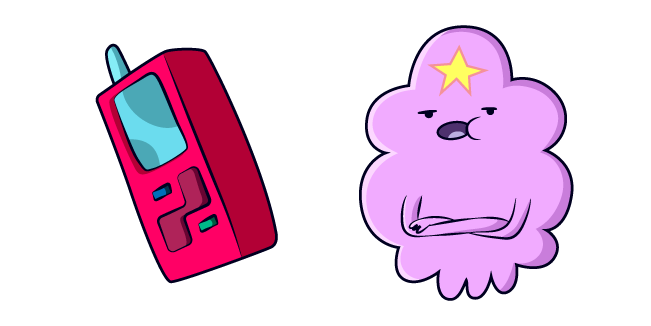 Adventure Time Lumpy Space Princess