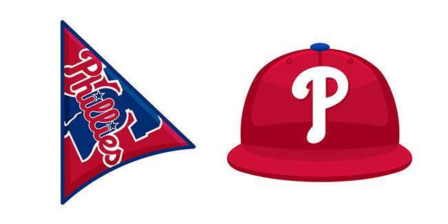 Philadelphia Phillies Cursor