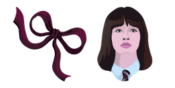 A Series of Unfortunate Events Violet Cursor