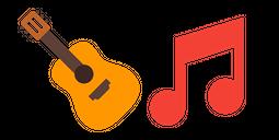 Acoustic Guitar Cursor
