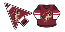 Arizona Coyotes Cursor