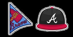 Atlanta Braves Cursor